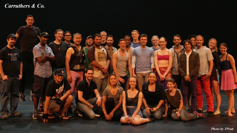 Grace Fury: Cast & Crew - Photo by TPratt
