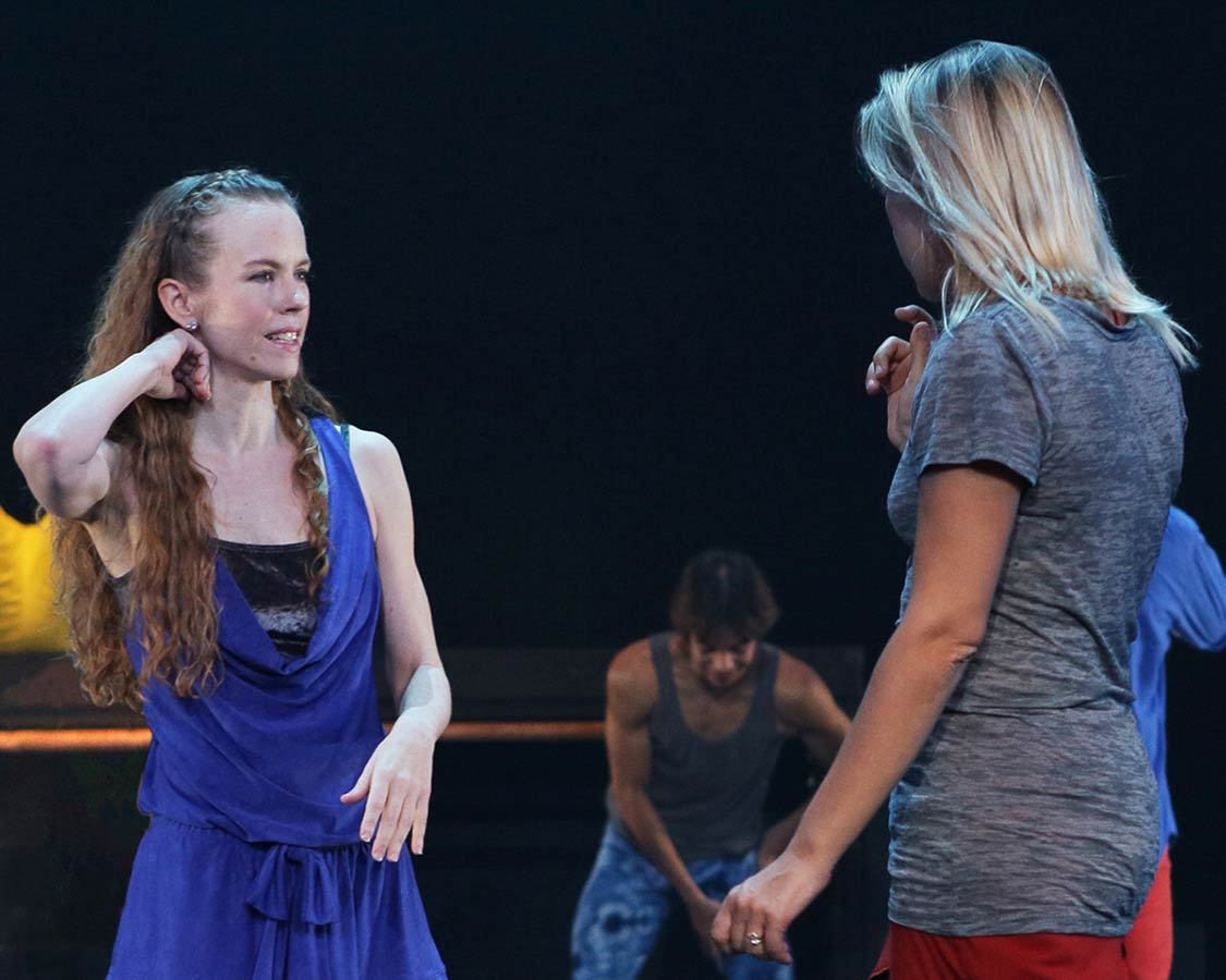 Grace Fury Director Talks to DP - Photo by TPratt