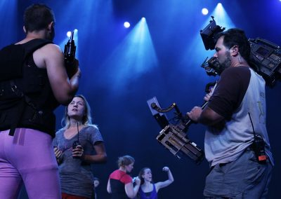 Grace Fury: Camera Talk - Photo by TPratt