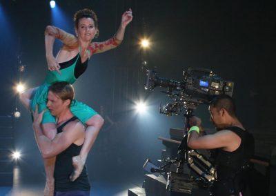 Grace Fury: Dancing on Shoulders - Photo by TPratt