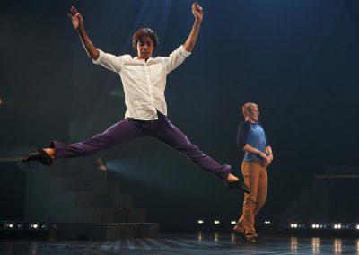 Grace Fury: Carlos Hopuy In Rehearsal - Photo by JReiss