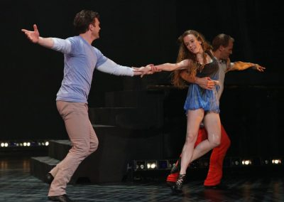 Grace Fury: Reach - JJ Todd and Laura Carruthers - Photo by TPratt