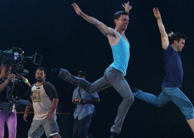 Grace Fury: Matthew Powell and JJ Todd Flying - Photo by TPratt