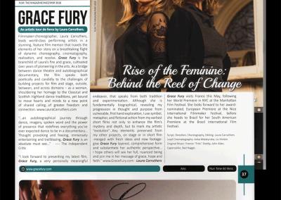 Grace Fury: Film The Magazine