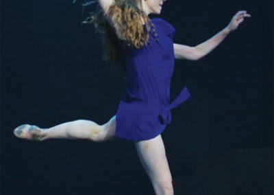 Grace Fury: Laura Flying Through Water - Photo by TPratt