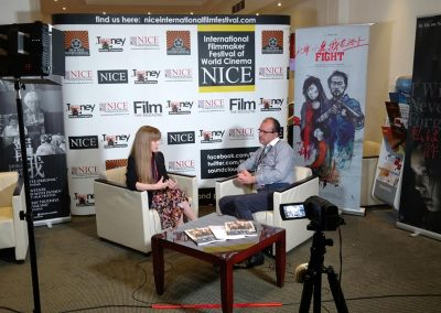 Grace Fury: An Interview with Steve Grossmith